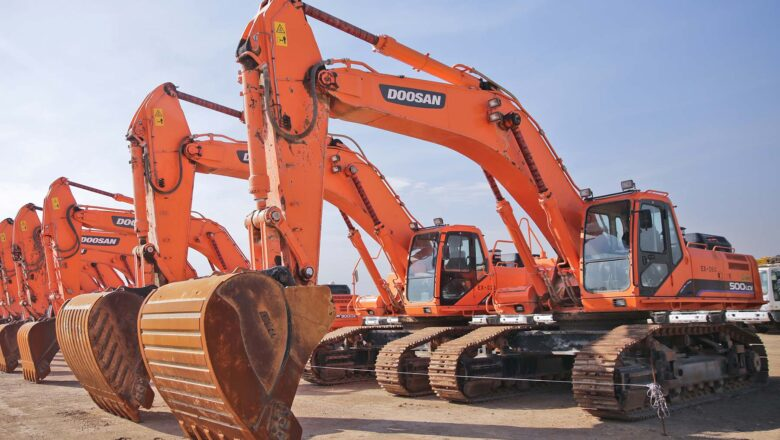 How to Choose A Heavy Industrial Digger