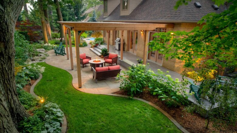 Landscaping Can Create an Attractive Environment